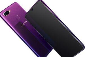 Oppo F9 phiên bản màu tím có giá gần 8 triệu đồng