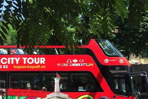 Xe buýt 2 tầng vắng khách, Hà Nội vẫn mở thêm tuyến thứ hai