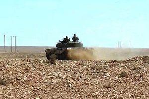 Quân đội Syria kiên trì tấn công tử địa Al-Safa, chiếm chốt IS trong hoang mạc núi lửa