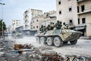 Nga có mắc kẹt tại bãi lầy Syria?