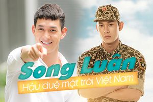 Song Luân 'Hậu duệ mặt trời Việt Nam' là ai mà được khán giả Trung Quốc khen 'nam tính, khí chất không kém Song Joong Ki'?
