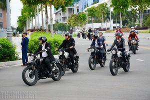 Hàng trăm mô tô, xe máy tụ hội về BMW Motorrad Day
