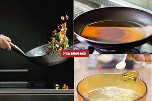 5 thói quen xấu khi nấu nướng dễ biến đồ ăn thành thuốc độc cần loại bỏ ngay