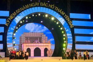 Kỷ niệm trọng thể 60 năm Bác Hồ về thăm Yên Bái