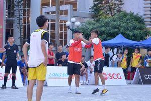 SCG Street Football 2018 tiếp tục hành trình tìm kiếm ngôi sao bóng đá tại Hà Nội