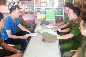 Công an TP Tuyên Quang đưa Công an chính quy về làm Công an xã