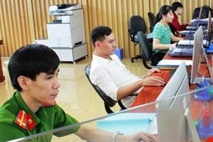 Công an Tây Ninh với 'đột phá' từ công tác cải cách hành chính