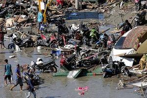 Indonesia giải ngân gần 40 triệu USD hỗ trợ nạn nhân sóng thần