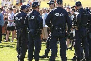 Australia bắt 159 người bị nghi dùng 'hàng cấm' tại lễ hội âm nhạc