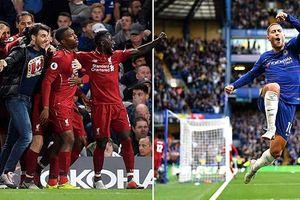 Toàn cảnh Chelsea 1-1 Liverpool: Hazard gọi, Sturridge trả lời