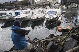 Bão Trami sắp đổ bộ vào các đảo chính của Nhật Bản