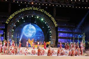 Lễ kỷ niệm 60 năm ngày Bác Hồ thăm Yên Bái