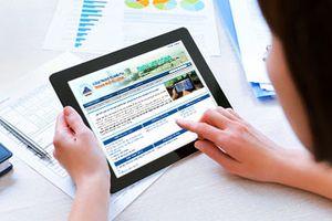 Kho bạc Nhà nước TP.HCM áp dụng trực tuyến các thủ tục hành chính