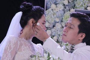 Những câu nói xúc động của Trường Giang trong lễ cưới với Nhã Phương