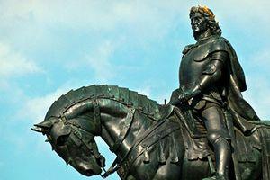Vua Matthias & đạo quân Đen