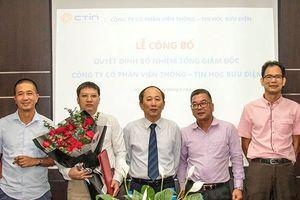 Ông Hà Thanh Hải được bổ nhiệm Tổng giám đốc Công ty CTIN