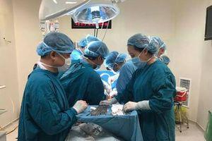 Quảng Nam: Cứu sống một bệnh nhân bị đa chấn thương nặng