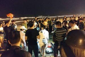 Tắm biển đêm ở Đà Nẵng, một du khách Trung Quốc tử vong