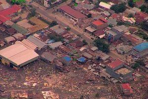 Động đất-sóng thần Indonesia: Số người chết tăng lên hơn 1.200