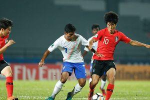 Hàn Quốc lên bờ xuống ruộng với Ấn Độ