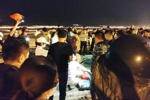 Du khách Trung Quốc chết đuối khi tắm biển vào ban đêm