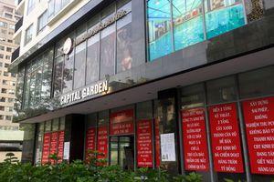 Dự án 102 Trường Chinh: Mâu thuẫn nội bộ, 'treo' quyền lợi cư dân