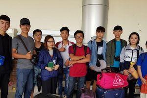 Động đất ở Indonesia: Thông tin mới nhất về 10 sinh viên Việt