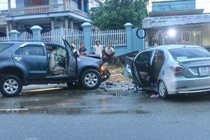 Tin tức tai nạn giao thông nóng nhất 24h: Hai xế hộp tông nhau trực diện, 7 người thương vong
