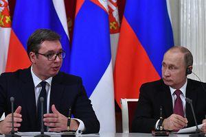 Tình hình Kosovo: Tổng thống Serbia mở khả năng nhờ Nga giúp