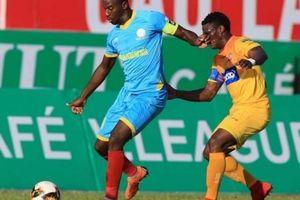 Tiền đạo Youssouf Toure xuất sắc nhất V.League tháng 9