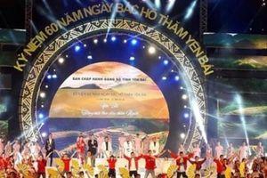 'Sáng mãi theo dấu bước chân Người' nhớ 60 năm Bác Hồ về thăm Yên Bái