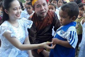 Mang niềm vui đến với học sinh nghèo ở Lai Châu