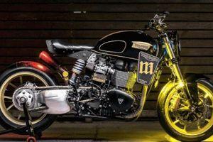 Ngắm bản độ Triumph T100 chinh phục từ 'cao tốc tới địa ngục'