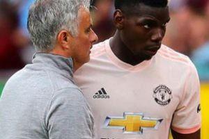 Mourinho và Pogba 'bật nhau' trên sân tập: Nguyên nhân bất ngờ
