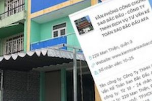 TP.HCM: Văn phòng công chứng giả là loại tội phạm mới