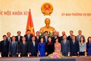 Chủ tịch Quốc hội tiếp các trưởng cơ quan đại diện Việt Nam ở nước ngoài