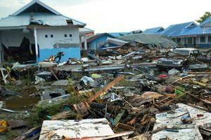 Sau động đất, sóng thần ở Indonesia, số người chết đã tăng lên 832 người
