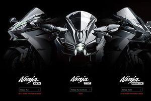 Siêu môtô Kawasaki Ninja H2 2019 'chốt giá' hơn 1 tỷ tại VN?