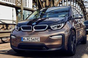 'Soi' xe ôtô điện cỡ nhỏ BMW i3 2019 vừa ra mắt