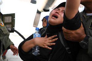 Người dân Indonesia điêu đứng sau thảm họa động đất, sóng thần