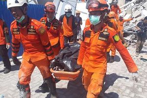 1.200 nạn nhân thiệt mạng trong thảm họa động đất, sóng thần ở Indonesia