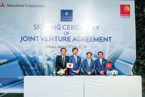 Mitsubishi Corporation Việt Nam: Hướng tới bước phát triển cao hơn của quan hệ hữu nghị và hợp tác Việt Nhật