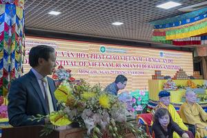 Giao lưu văn hóa Phật giáo Việt Nam - Nga - Ấn Độ