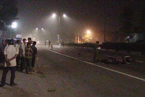 Truy tìm xe ô tô bỏ trốn khỏi hiện trường vụ tai nạn chết người