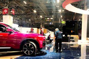 2 mẫu xe VinFast trước giờ ra mắt tại Paris Motor Show 2018