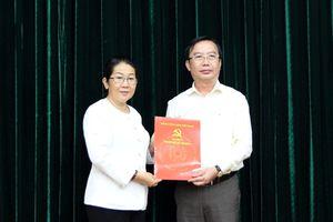 Chủ tịch UBND Q.1 Trần Thế Thuận làm Chánh văn phòng Thành ủy TP.HCM