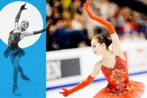 'Công chúa' trượt băng Nga lập thêm kỷ lục thế giới