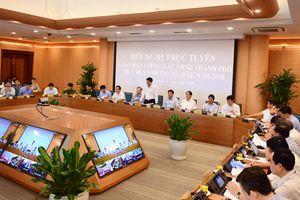 Công an Hà Nội khởi tố vụ án cưỡng đoạt tài sản tại chợ Long Biên