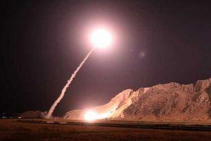 Iran bắn tên lửa đạn đạo trả thù 'hung thủ' tấn công cuộc diễu binh