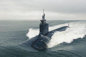 Giữa căng thẳng Syria: Mỹ hạ thủy tàu ngầm tấn công USS Indiana
